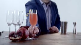 How to Make a Ruby Spritzer | Sponsored by Patrón Tequila