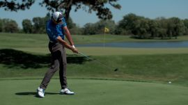 Golf Assassins: Long Drive Champ Hits the Green on 430-Yard Par 4