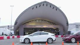CES 2016: driving the 2nd gen Chevy Volt