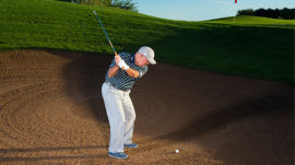 Butch Harmon: Pitching From A Buried Lie