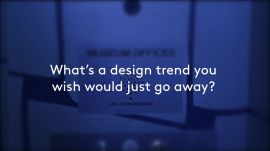AD100 Talents Admit Their Least Favorite Design Trends