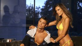 Let Alessandra Ambrosio Take You Behind The Scenes of GQ's Body Issue Cover Shoot