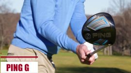 In Action: Ping G/LS Tec/SF Tec