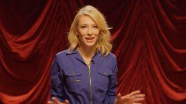 Cate Blanchett's Secret Talent Looks Painful