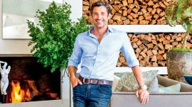 AD Visits: Patrick Dempsey at His Malibu Home