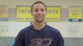 Can Stephen Curry Play Golf on a Basketball Court?