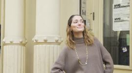 New York Fashion Week Question and Answer Ping Pong with Sofía Sanchez de Betak Part 1