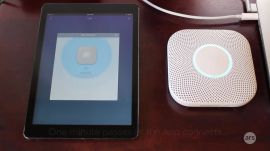 Nest Protect Setup Demo