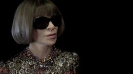 Vogue's Anna Wintour on Milan Fashion Week's Fall 2016 Shows
