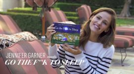 [CENSORED] Jennifer Garner Reads 'Go the F**k to Sleep'