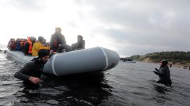 Light on the Sea: One Woman's Story from the Front Lines of the Refugee Crisis
