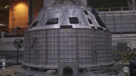 NASA Michoud: Orion Crew Module