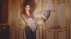 Taylor Hill Dazzles in 12 Fabulous Looks From Paris Fashion Week