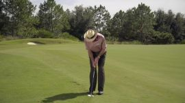 David Leadbetter: Make Par From Awkward Lies