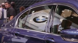 NY Auto Show 2016: BMW 7 Series