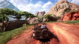 "Uncharted 4 gameplay clips: ""Madagascar"" mission"