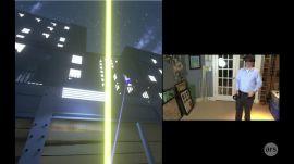HTC Vive game demo: Light Repair Team