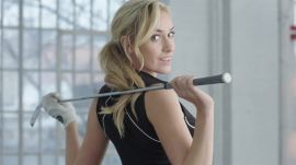 3 Hip Exercises for Bigger Drives with Paige Spiranac
