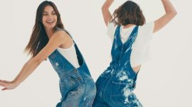 Should You Be Wearing Overalls? Supermodels Decide