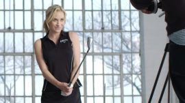 Behind the Scenes with Paige Spiranac