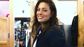 Shopping the Best Jeans for Curves With Model Ashley Graham