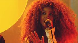 """Satisfy My Love"": A Night Out With Lion Babe"