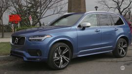 Behind the scenes as Ars explores the Volvo XC90 T6