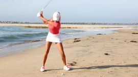 LPGA Pro Natalie Gulbis Offers Her Best Bunker Shot Tips