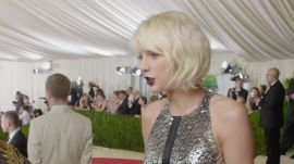 Taylor Swift on Looking Like a Futuristic Gladiator Robot at Met Gala 2016