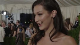 Bella Hadid on How Long It Takes to Get Ready for the Met Gala