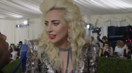 Lady Gaga on Her 10-Inch Heels and Performing With Mick Jagger