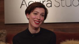 Rebecca Hall Doesn't Want to Name Drop But Johnny Depp Bought Her the Best Birthday Present
