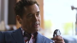 Robert Downey Jr. Shows Off His Epic Watch Collection
