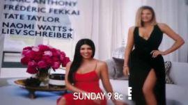 Kourtney and Khloé Kardashian Reveal Their AD Cover