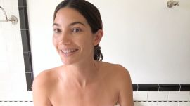 The 90-Second Easy Summer Beauty Look With Lily Aldridge