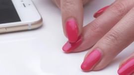 Beauty Hacks: Manicure Smudges and DIY Polish