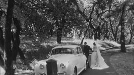 Marilyn & Spencer   Kenwood, CA