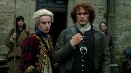 Jamie Fraser Prepares for Battle in New Outlander Clip