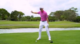 Justin Thomas: Keys To Ripping Your Driver