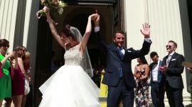 A Formal Outdoor Wedding in California