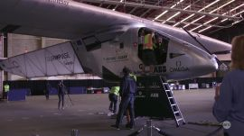 Solar Impulse 2: a conversation with the pilots about renewable energy