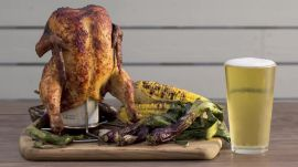 How to Make Beer-Can Chicken