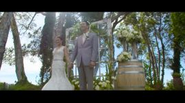 A Late Summer Wedding at a California Winery