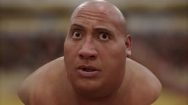 How The Rock Face Swapped with Vine Star Sione in 'Central Intelligence'