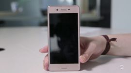 Sony Xperia X Performance smartphone: fast, great for selfies, very pricey
