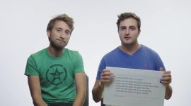 Slow Mo Guys, MatPat, AsapSCIENCE, and Burnie Burns Answer the Web's Most Searched Questions