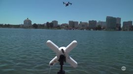 DroneTracker: Dedrone's drone detection and alert system