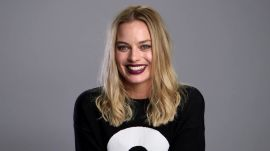 Margot Robbie Went All-Out For Her 24th Birthday