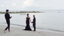 One Couple's Serene Celebration in Thailand