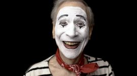The World's Oldest Mime